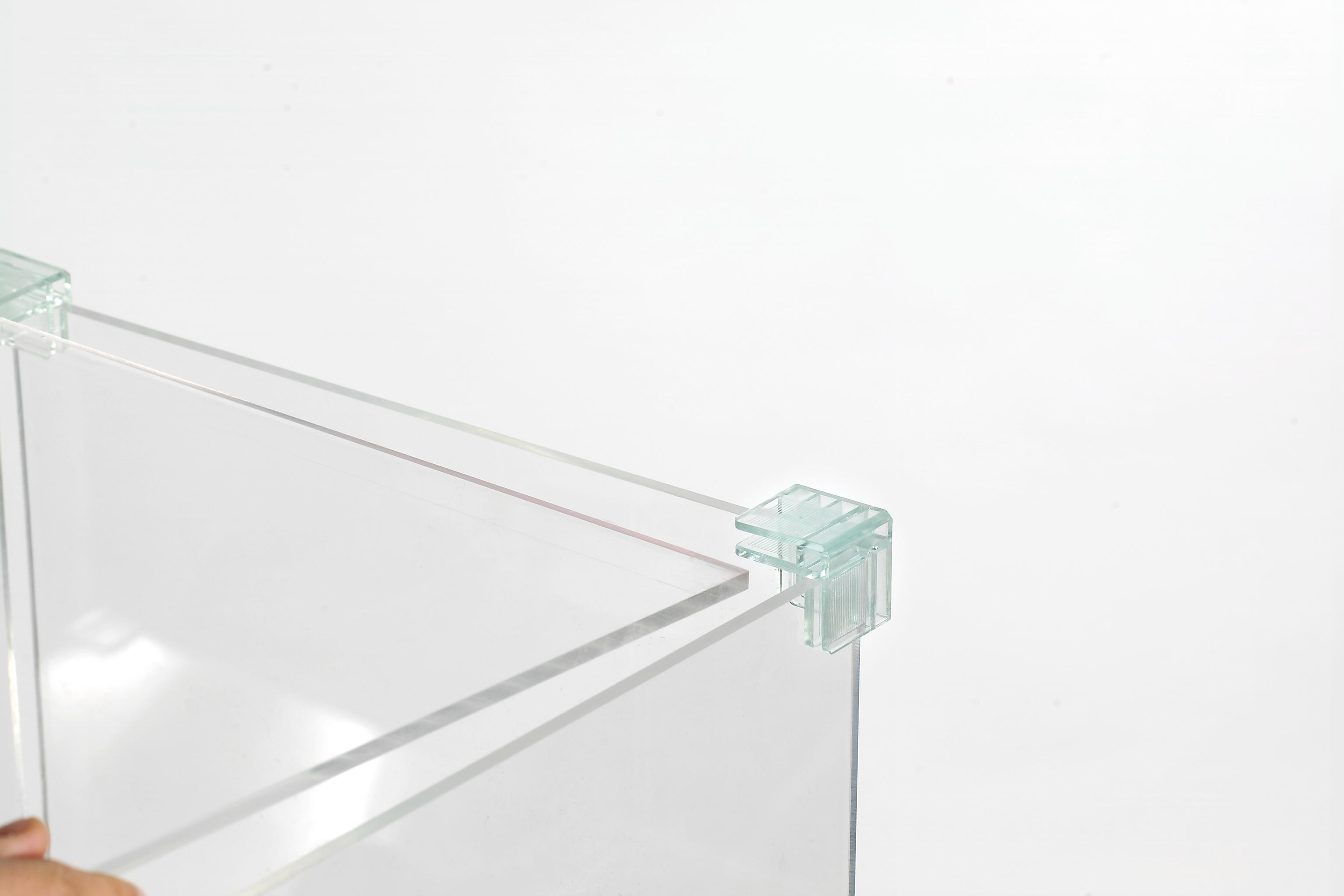 Vetrina Plexiglass Vetrine Plexiglass. Kit Montaggio Fai Da Te